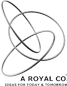 A Royal Co. logo